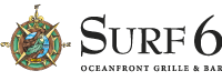 Surf 6 Oceanfront Mobile Logo