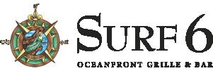 Surf 6 Oceanfront Logo